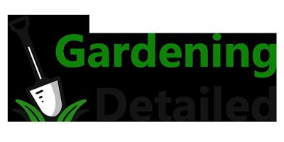 Gardening Detailed Logo